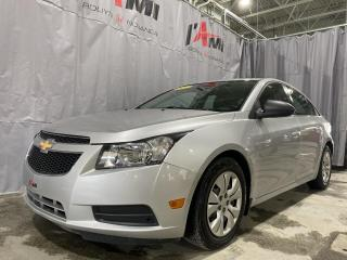 Used 2012 Chevrolet Cruze 4DR SDN LS+ W-1SB for sale in Rouyn-Noranda, QC