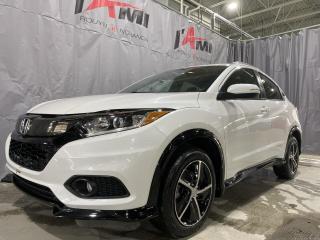 Used 2019 Honda HR-V Sport AWD CVT for sale in Rouyn-Noranda, QC