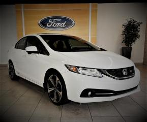 Used 2015 Honda Civic SI/VTEC - TOIT/GPS/CAM - BAS PRIX for sale in Drummondville, QC