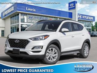 New 2021 Hyundai Tucson 2.0L AWD Preferred Sun & Leather pkg for sale in Port Hope, ON