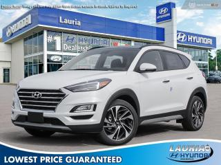 New 2021 Hyundai Tucson for sale in Port Hope, ON