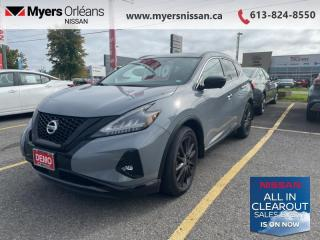 New 2021 Nissan Murano AWD Midnight Edition  -  Heated Seats - $311 B/W for sale in Orleans, ON