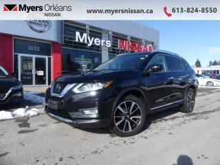 Used 2018 Nissan Rogue SL  - Navigation -  Leather Seats - $165 B/W for sale in Orleans, ON
