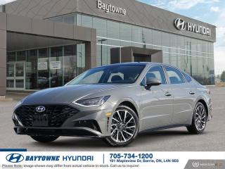 New 2021 Hyundai Sonata Ultimate for sale in Barrie, ON