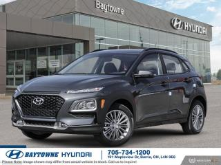 New 2021 Hyundai KONA 2.0L AWD Preferred for sale in Barrie, ON