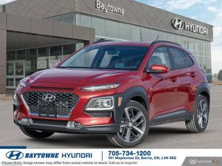 New 2021 Hyundai KONA 1.6T AWD Trend for sale in Barrie, ON