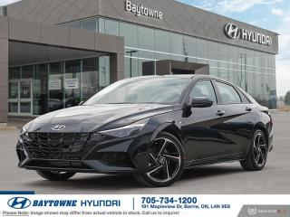 New 2021 Hyundai Elantra N LINE for sale in Barrie, ON