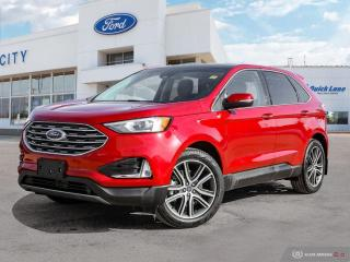 New 2020 Ford Edge Titanium for sale in Winnipeg, MB