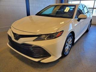 Used 2019 Toyota Camry LE for sale in Moose Jaw, SK