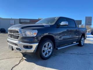 New 2021 RAM 1500 Big Horn | BLIND SPOT | ALPINE | LEVEL 2 for sale in Listowel, ON