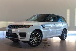 Used 2019 Land Rover Range Rover Sport V6 Td6 HSE for sale in Langley City, BC