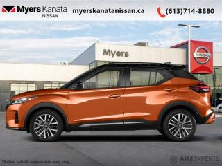 New 2021 Nissan Kicks SR  - Heated Seats -  Fog Lights for sale in Kanata, ON