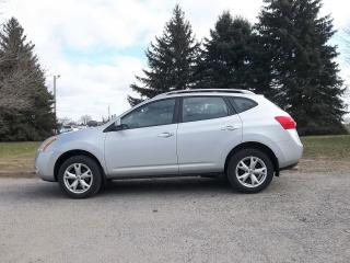 Used 2010 Nissan Rogue SL AWD w/ LOW KIOMETERS for sale in Thornton, ON