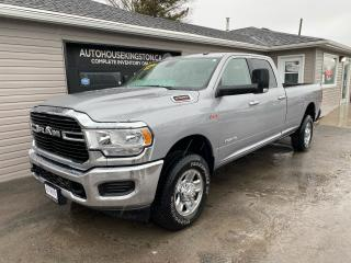 Used 2019 RAM 2500 Big Horn - 4X4 - CREW CAB - LONG BOX for sale in Kingston, ON