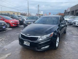 Used 2013 Kia Optima LX+ for sale in Hamilton, ON