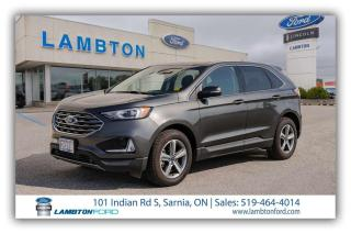 Used 2019 Ford Edge SEL for sale in Sarnia, ON