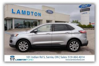 Used 2020 Ford Edge Titanium for sale in Sarnia, ON