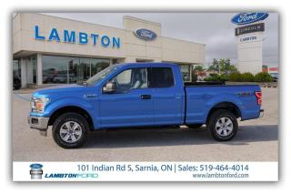 Used 2020 Ford F-150 4 Door Extended Cab Short Bed Truck for sale in Sarnia, ON