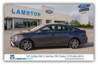 Used 2020 Kia Forte 4 Door Sedan for sale in Sarnia, ON