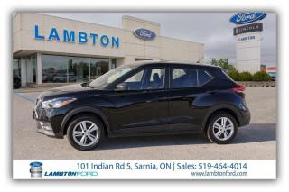 Used 2020 Nissan Kicks S for sale in Sarnia, ON