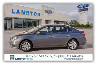 Used 2019 Nissan Sentra 4 Door Sedan for sale in Sarnia, ON