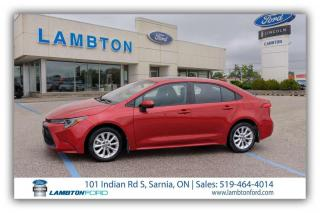 Used 2020 Toyota Corolla 4 DOOR SEDAN for sale in Sarnia, ON