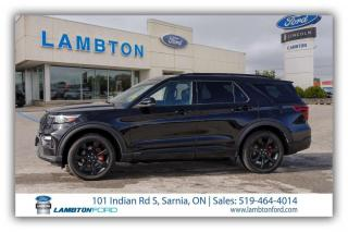 Used 2020 Ford Explorer ST for sale in Sarnia, ON