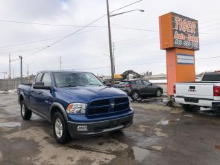 Used 2010 Dodge Ram 1500 TRX4 OFF ROAD*4X4*ONLY 67KMS*QUAD CAB*HEMI* for sale in London, ON