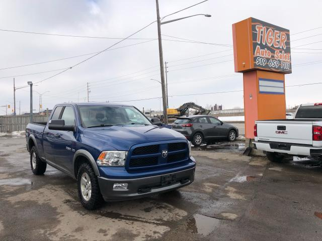 2010 Dodge Ram 1500 TRX4 OFF ROAD*4X4*ONLY 67KMS*QUAD CAB*HEMI*
