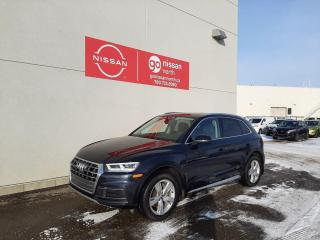 Used 2018 Audi Q5 Technik / 2.0 TFSI Quattro / Leather / Loaded / Heated Seats for sale in Edmonton, AB