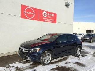 Used 2017 Mercedes-Benz GLA GLA 250 / CD Player / Touch Screen / Roof / Leather for sale in Edmonton, AB