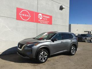 New 2021 Nissan Rogue SV/PUSH START/BLIND SPOT/BACK UP CAM/BLUETOOTH for sale in Edmonton, AB