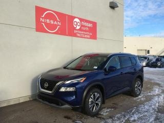 New 2021 Nissan Rogue SV/AWD/PUSH START/BLIND SPOT/BACK UP CAM/BLUETOOTH for sale in Edmonton, AB