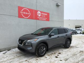 New 2021 Nissan Rogue S/AWD/BLIND SPOT/LANE DEPARTURE/HEATED STEERING/ DEMO for sale in Edmonton, AB