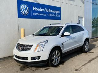 Used 2012 Cadillac SRX PREMIUM AWD - LEATHER / PANO ROOF / NAVI for sale in Edmonton, AB