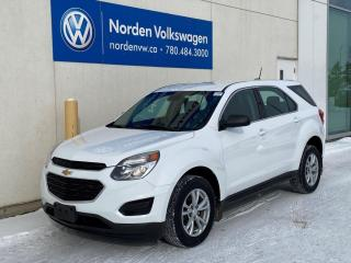 Used 2017 Chevrolet Equinox LS AWD - BLUETOOTH / PWR PKG for sale in Edmonton, AB