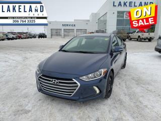 Used 2017 Hyundai Elantra GL  - $101 B/W for sale in Prince Albert, SK