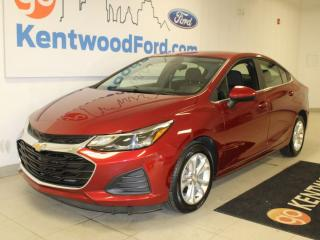 Used 2019 Chevrolet Cruze LT | Auto | Heated Cloth | Back up camera | One Owner | Low KM | No Accidents for sale in Edmonton, AB
