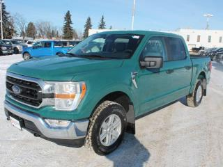New 2021 Ford F-150 XLT | 4x4 | Class IV Hitch | Rear Camera | 300a Pkg for sale in Edmonton, AB