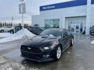 Used 2015 Ford Mustang ECOBOOST/BACKUPCAM/HEATEDSEATS/BLUETOOTH/ for sale in Edmonton, AB
