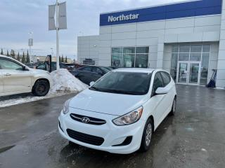 Used 2016 Hyundai Accent LE AUTO/STARTER/HEATEDSEATS/BLUETOOTH/AC/CRUISE for sale in Edmonton, AB