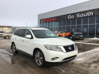 Used 2015 Nissan Pathfinder S for sale in Edmonton, AB