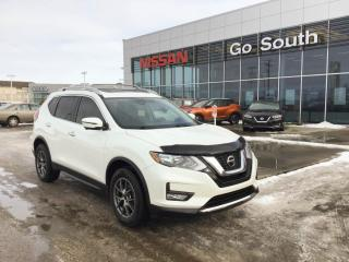 Used 2020 Nissan Rogue SV, AWD, NAVIGATION for sale in Edmonton, AB