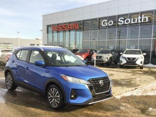 New 2021 Nissan Kicks SV for sale in Edmonton, AB