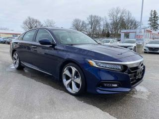 Used 2018 Honda Accord Sedan Touring 2.0 4dr FWD Sedan for sale in Brantford, ON