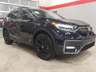 New 2021 Honda CR-V Touring for sale in Red Deer, AB