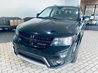 Used 2016 Dodge Journey R/T Rallye I AWD I LAETHER I NAVI I $16499 for sale in Brampton, ON