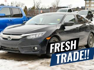 Used 2017 Honda Civic Sedan EX-T for sale in Red Deer, AB
