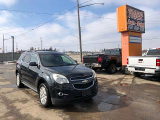 Used 2012 Chevrolet Equinox 1LT*V6*AWD*ONLY 187KMS*CERTIFIED for sale in London, ON