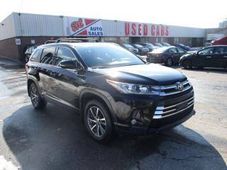 Used 2017 Toyota Highlander XLE ~ AWD ~ 7 PASS. ~ NAV ~ AUTO START ~ REAR CAM. for sale in Toronto, ON
